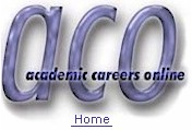 Academic Careers Online